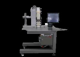 Tafel etiketteermachine met print & apply