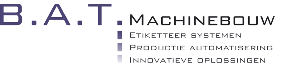B.A.T. Machinebouw