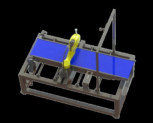 Robot product handling scara fanuc